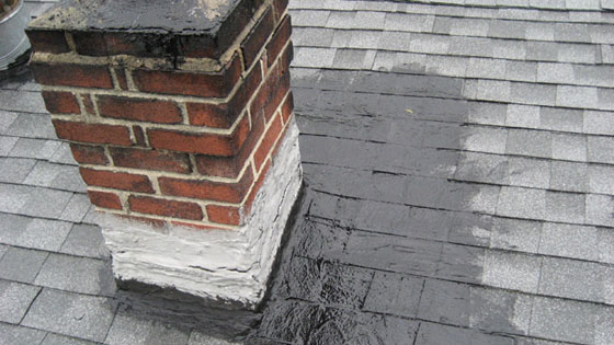 Nj Chimney Flashing Repair Lgc Roofing Contractor