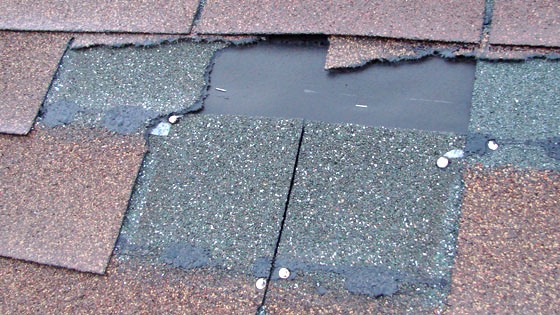 Emergency Roof Leak Repairs
